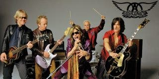 Aerosmith clausura en Tenerife su gira de despedida europea