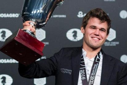 Magnus Carlsen se proclama Campeón del Mundo de ajedrez