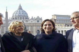 """Alcaldes europeos acuerdan en el Vaticano crear una red de """"ciudades-refugio"""""""