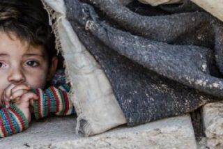 Los franciscanos piden a la comunidad internacional salvar a los niños de Alepo