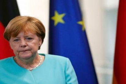 """El dolor de la 'generosa' Merkel tras el atentado: """"Estamos de duelo"""""""
