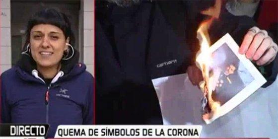 """La chica 'Rexona' de las CUP, Anna Gabriel, entre risitas: """"Las leyes también se desobedecen"""""""
