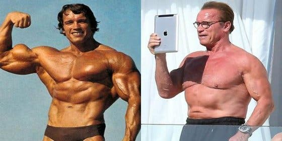 """Arnold Schwarzenegger: """"Cuando me miro en el espejo, vomito"""""""