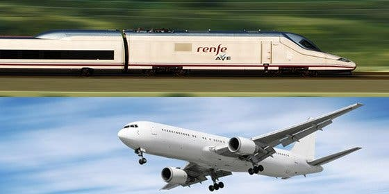 Los pasajeros de avión aumentan en España un 7,4% y los de AVE se elevan un 1,5% en octubre