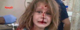 Las mentiras sobre la guerra en Siria que hacen estallar de rabia a una periodista