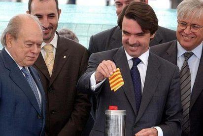 Aznar le pega otro zasca al PP por su actitud ante el independentismo catalán