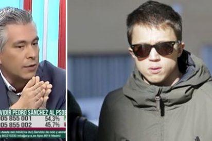 """Luis Balcarce: """"El miedo de los errejonistas es que Pablo Iglesias los purgue de las listas"""""""