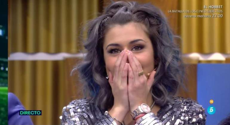 Las 'naranjitas' hacen ganadora de 'GH17' a la 'chonija' Bea en el duelo final con Meri