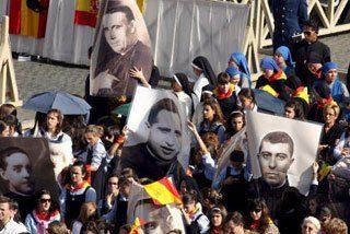El Papa autoriza la beatificación de 21 mártires de la Guerra Civil