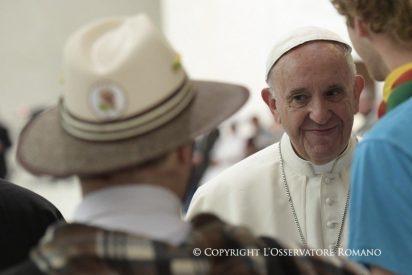 Las cuatro cosas que el Papa Francisco les dice a los pobres