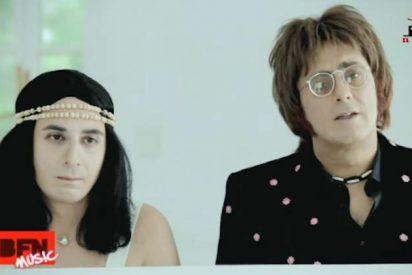 Berto y Buenafuente se encarnan en John Lennon en el 36 aniversario de su asesinato