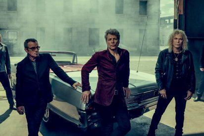 Bon Jovi - The Devil's In The Temple