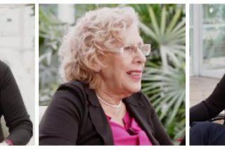 """Carmena llama a la Navidad """"la fiesta de la empatía"""" tras celebrar la absolución de la asaltacapillas Rita Maestre"""