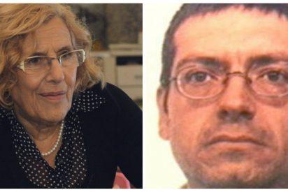 'Imagine' Carmena: dejó libre a un etarra porque prometió no matar más