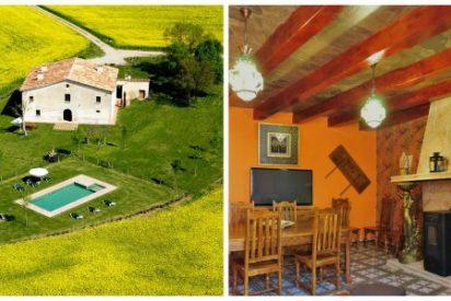 Diez casas rurales con salas de fiesta para celebrar a lo grande la Nochevieja