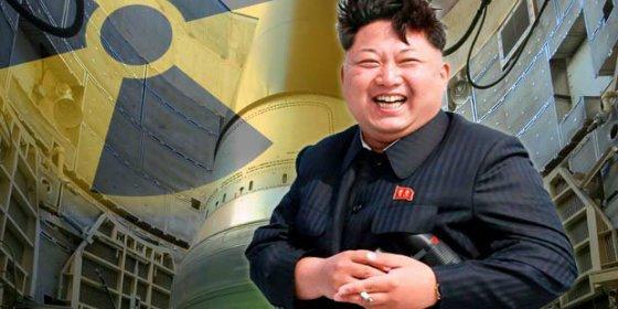 """El """"desastre nuclear"""" que tiene preparado el explosivo Kim Jong-un para 2017"""
