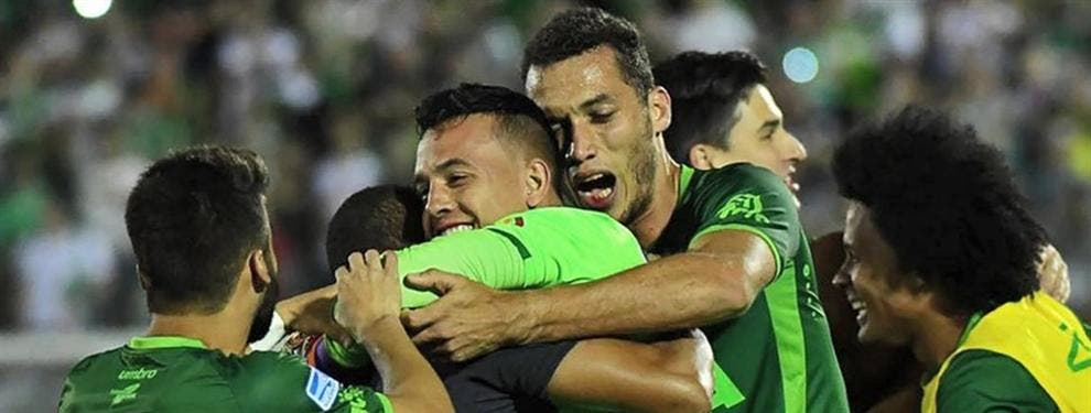 Chapecoense disputará el trofeo Joan Gamper