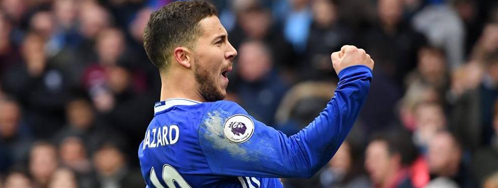 ¡Chelsea super puntero de la Premier!