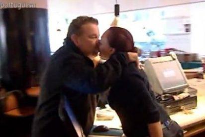 ¡Lo nunca visto!: Chicote presenta, por primera vez, a su mujer en 'Pesadilla en la cocina'