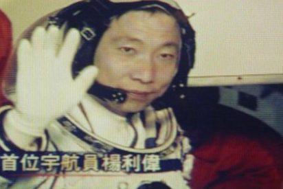 El misterioso sonido que desconcertó al primer astronauta chino en el espacio