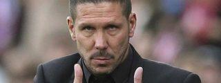 """Cholo Simeone: """"El trabajo contra el Bayern de Múnich fue muy bueno a pesar del 1-0"""""""
