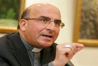 Monseñor Chomali recibe a mineros de Curanilahue