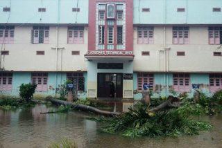 Un ciclón daña las obras salesianas de Tamil Nadu