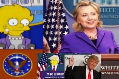 Las 6 inquietantes profecías de 'Los Simpson' para 2017