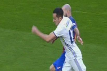 Clos Gómez impidió la machada del Real Madrid