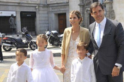 Víctor Vargas, padre de Margarita y suegro de Luís Alfonso de Borbón detenido en Venezuela