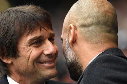 Conte provoca las primeras dudas de la afición del City con Guardiola