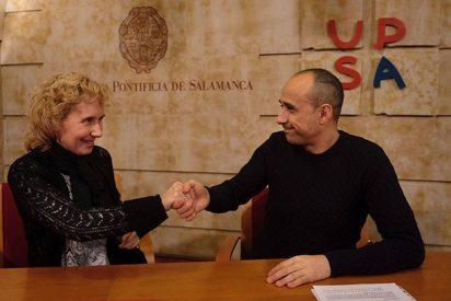 Convenio de la UPSA y Oxfam Intermón