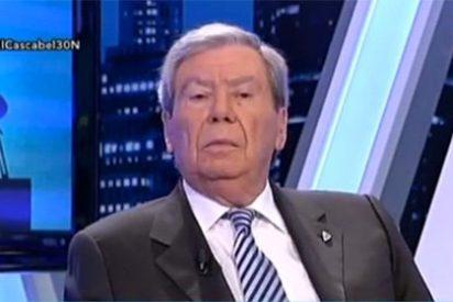 """Patadón de Corcuera a Trueba: """"Soy yo el ministro y le quito el talón"""""""