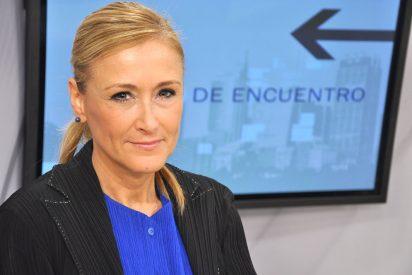 Cifuentes confiesa a Ana Pastor que no se plantea suceder a Rajoy