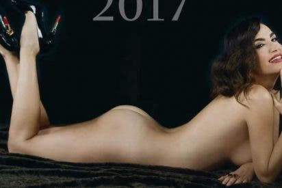 Cristina Rodríguez ('Cámbiame') se desnuda por el año nuevo