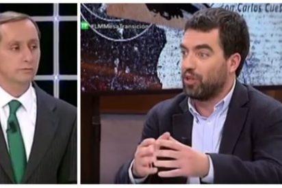 Carlos Cuesta fulmina con una demoledora pregunta al errejonista Martínez Abarca