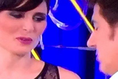 Rosa López saca a pasear medio 'pezón de España' en 'Tu cara me suena'