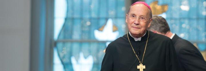 """""""Quiero apoyarme en vosotros. La prelatura del Opus Dei está en vuestras manos"""""""