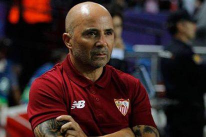 El argentino al que Sampaoli tiene 'enfilado' en el vestuario del Sevilla