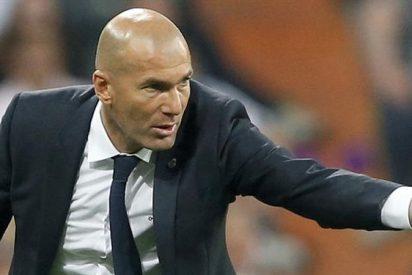 """Zinédine Zidane: """"Si seguimos trabajando seguiremos soñando"""""""