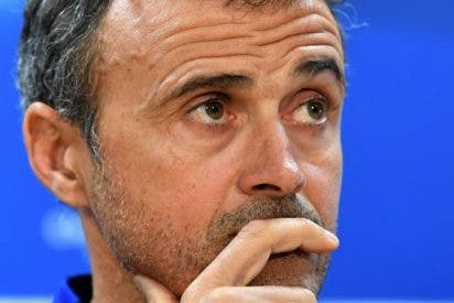 El cabreo de un peso pesado del Barça con Luis Enrique