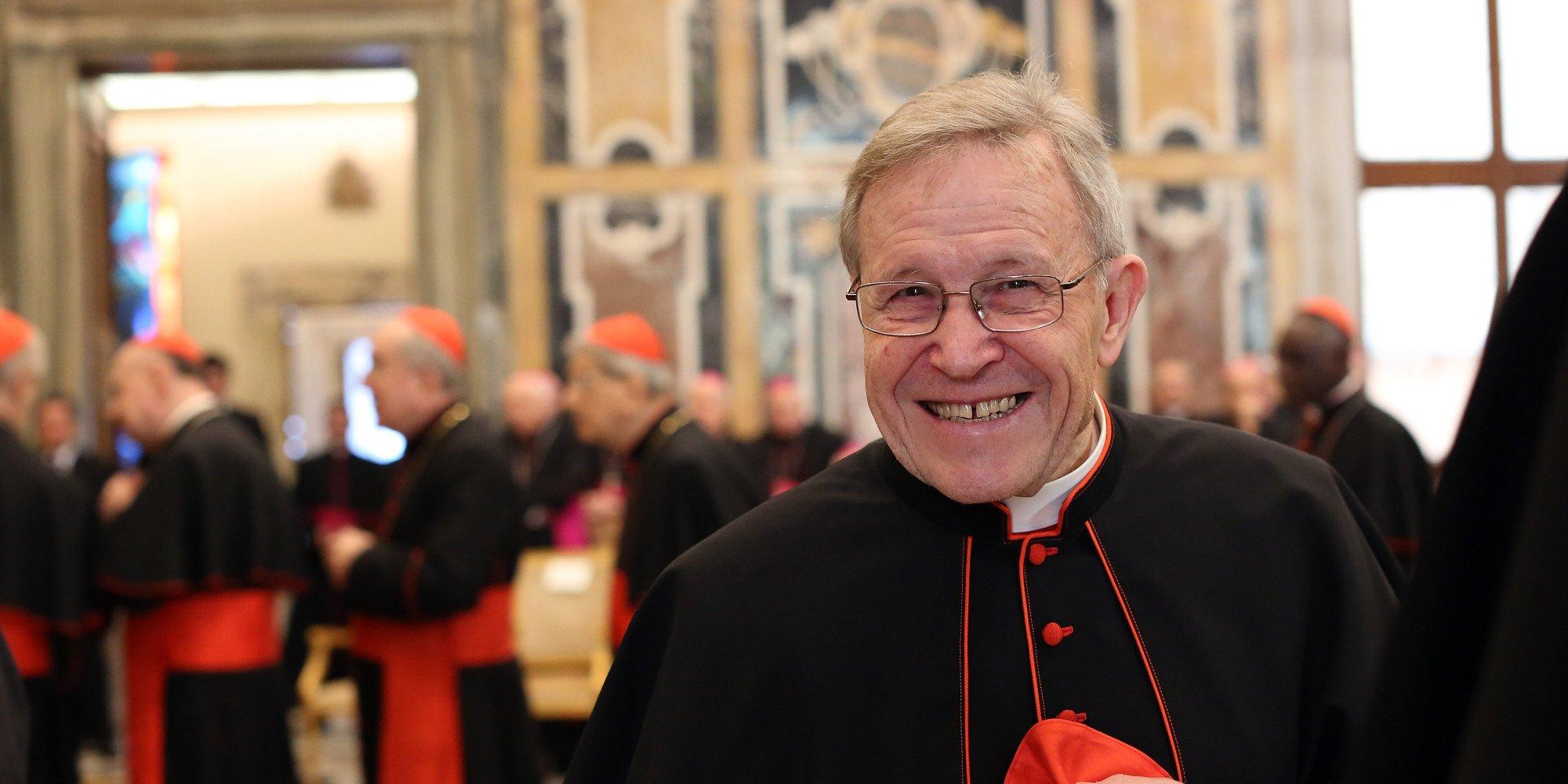 El cardenal Kasper aboga por la comunión compartida de católicos y luteranos