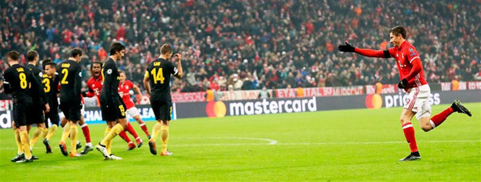 El 'Cholismo' sigue en crisis: 5 cosas que aprendimos del Bayern - Atlético