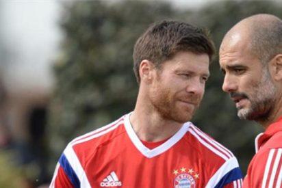 El consejo que le dio Xabi Alonso a Guardiola para conquistar Inglaterra