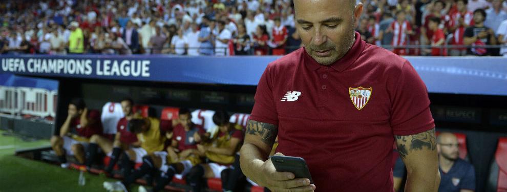 El crack del United que descuelga el teléfono para pedir ayuda a Sampaoli