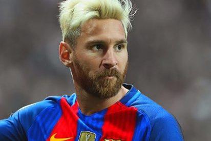 Messi se erige como nuevo Pichichi tras su doblete en El Sadar