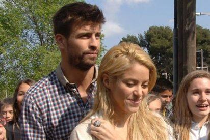 El ?feo? de Gerard Piqué a Shakira que ha alabado Luis Enrique