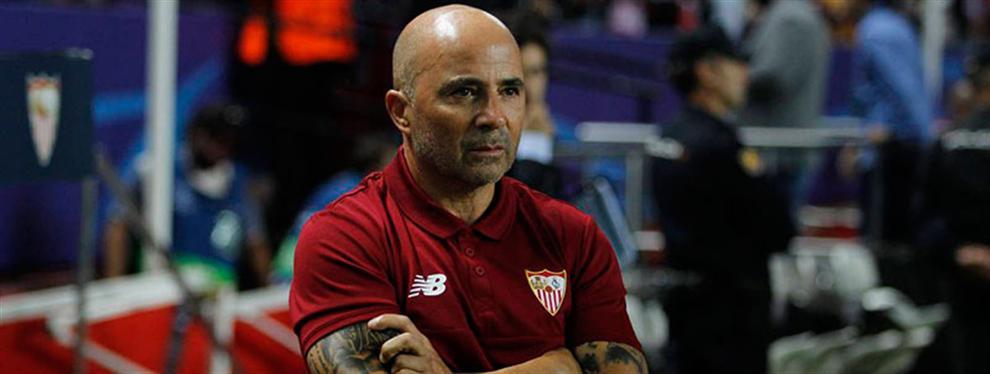 El jugador argentino al que Jorge Sampaoli no quiere ni ver en Sevilla