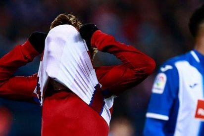 El mensaje en el vestuario del Atlético tras empatar ante el Espanyol