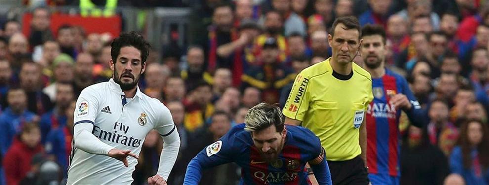 ¡El otro derby después del derby! El Barça y el Madrid pelean por un refuerzo